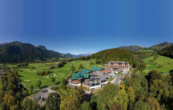 Golf & Spa Resort Grand Tirolia Kitzbühel