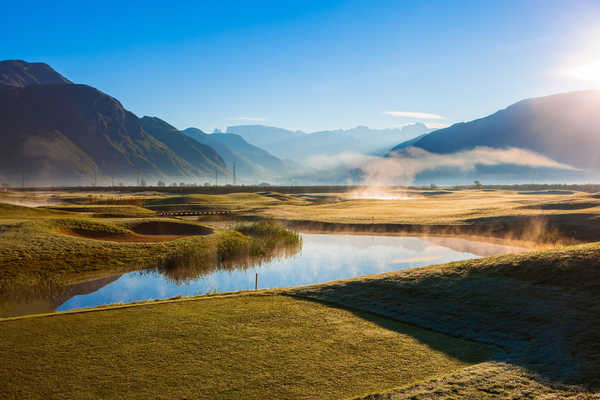 Golf Club Eppan - The Blue Monster