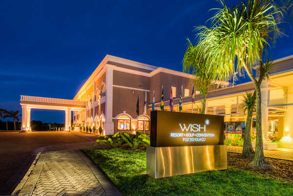 Wish Resort Golf Convention - Hotel Foz do Iguaçu