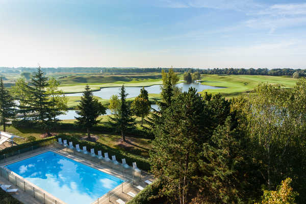 Novotel Saint Quentin Golf National