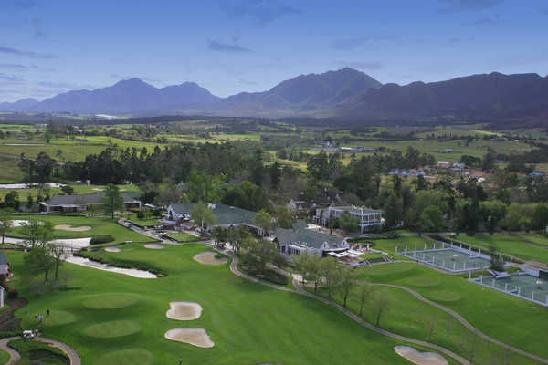 12 day round trip from Fancourt to Cape Town
