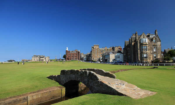 St Andrews golf trip