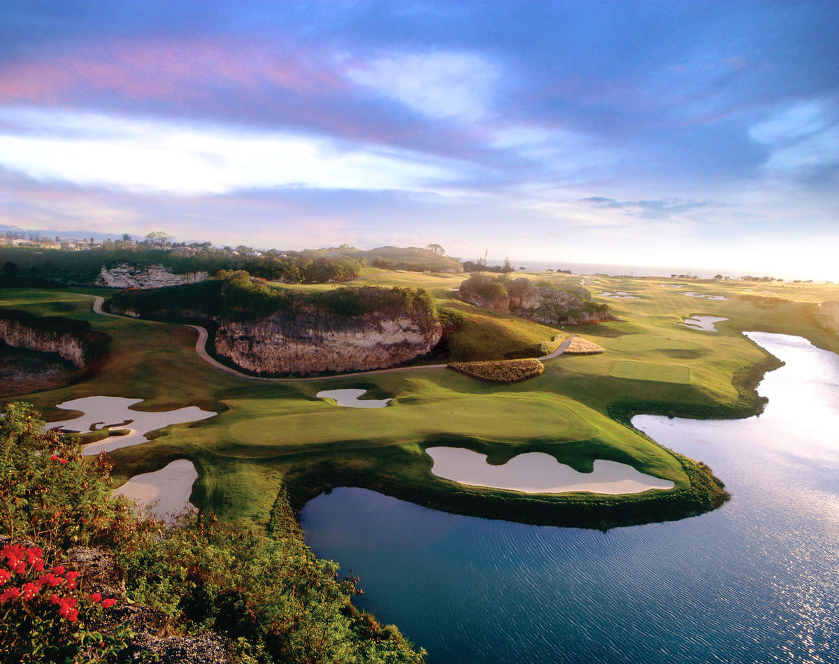 Sandy Lane Golf Club - The Green Monkey Course