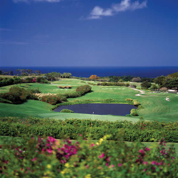 Sandy Lane Golf Club - The Country Club Course