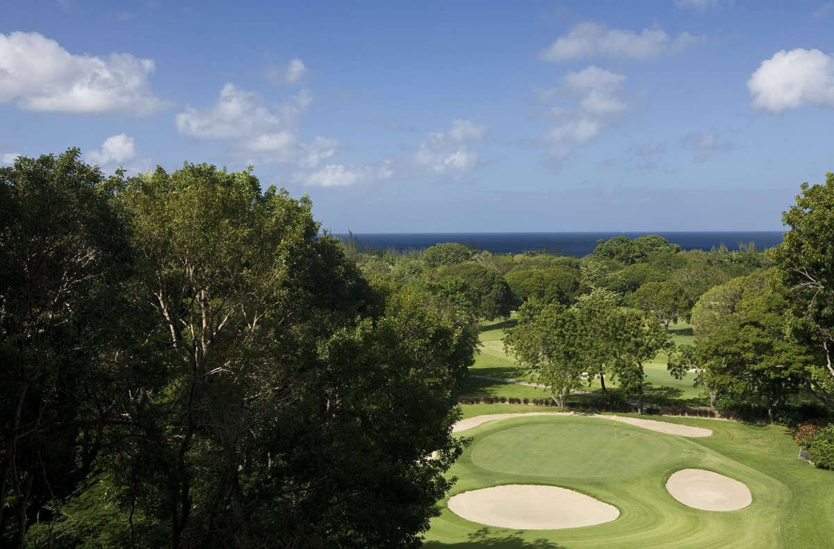 Sandy Lane Golf Club - The Old Nine Course