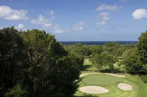 Sandy Lane GC - The Old Nine Course