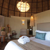 Kwena Lodge Room