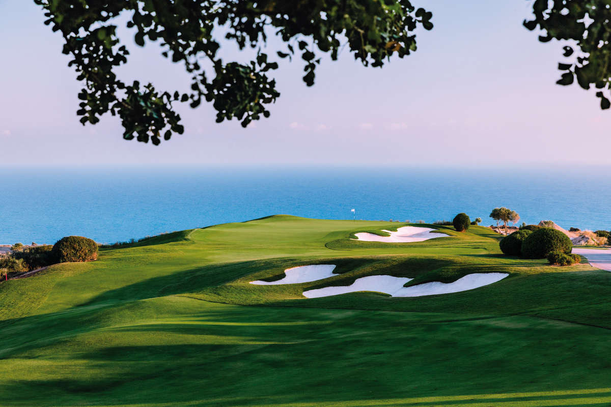 Aphrodite Hills Golf, PGA National