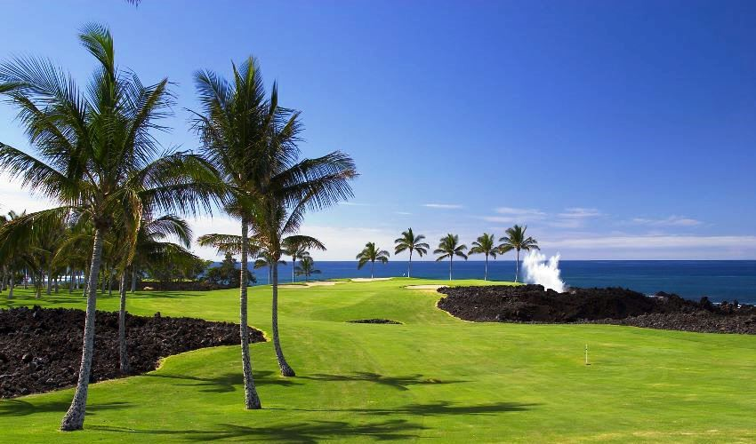 Waikoloa Beach Resort Golf
