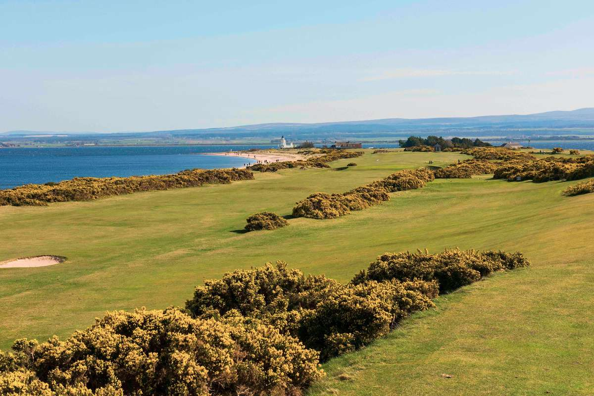 Fortrose & Rosemarkie Golf Club, Hole 2