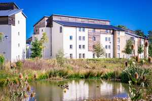 David Russell Apartments at St Andrews University