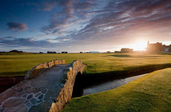The 150th Open Championship in St Andrews