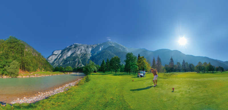 Golf holidays in Austria