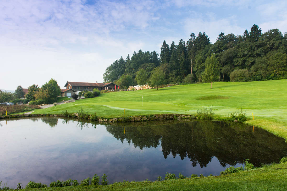 Quellness Golf Resort Bad Griesbach, Golfplatz Brunnwies