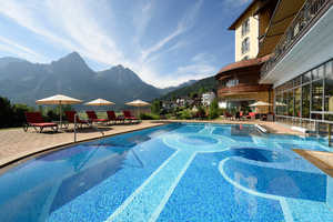 Alpine Luxury Gourmet & SPA Hotel Post