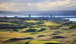 St Andrews Links - The Castle Course