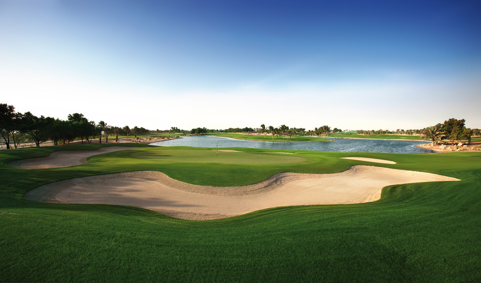Abu dhabi golf club abu dhabi vereinigte arabische for Abu dhabi country club salon