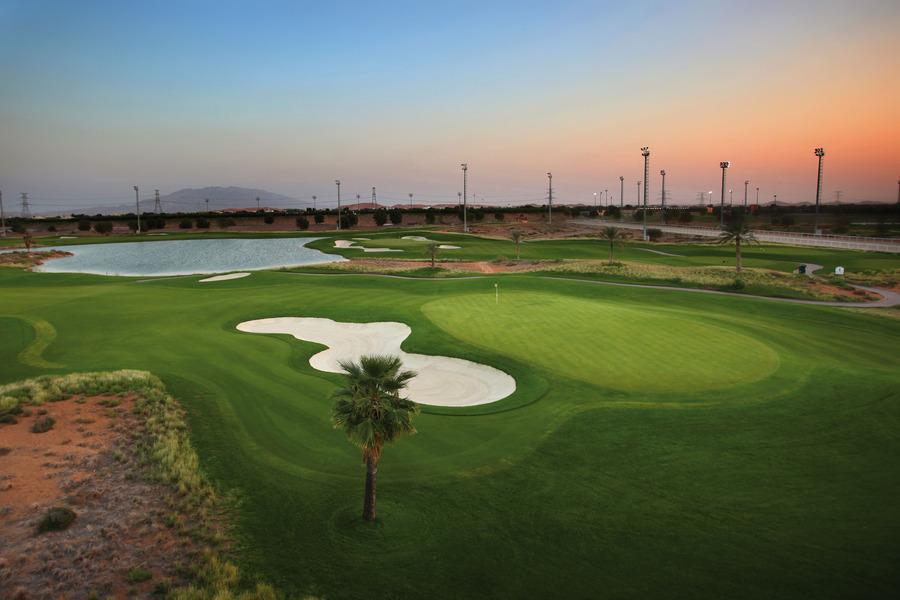 Al Ain Equestrian Shooting Amp Golf Club Al Ain United Arab Emirates Albrecht Golf Guide