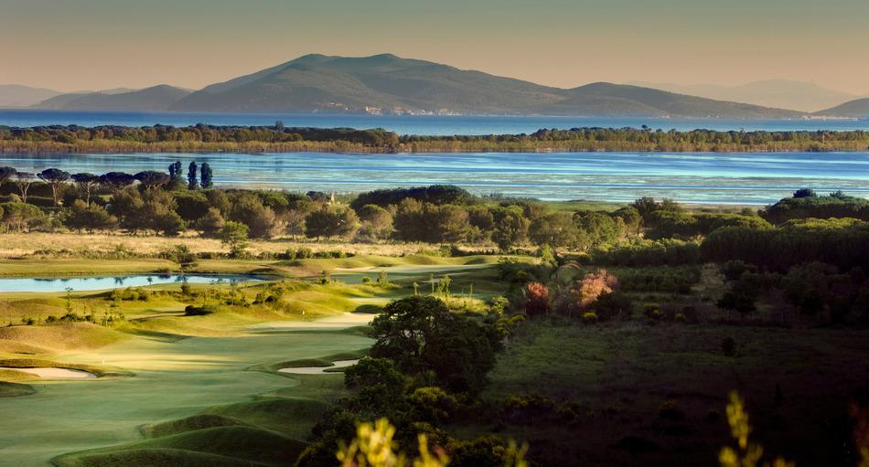 Argentario Golf Club Porto Ercole Italy Albrecht Golf Guide