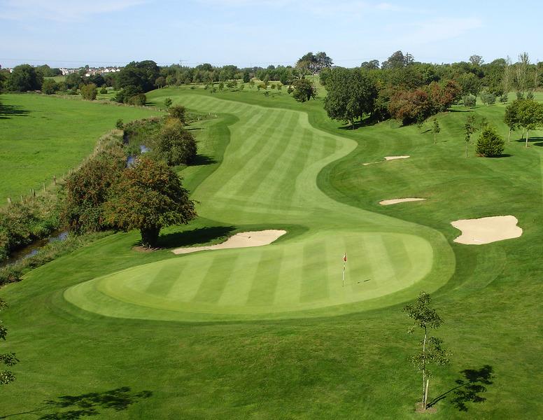 Ashbourne Golf Club Ashbourne Ireland Albrecht Golf Guide