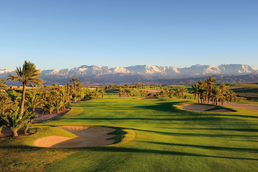 Assoufid Golf Club Marrakech Morocco Albrecht Golf Guide