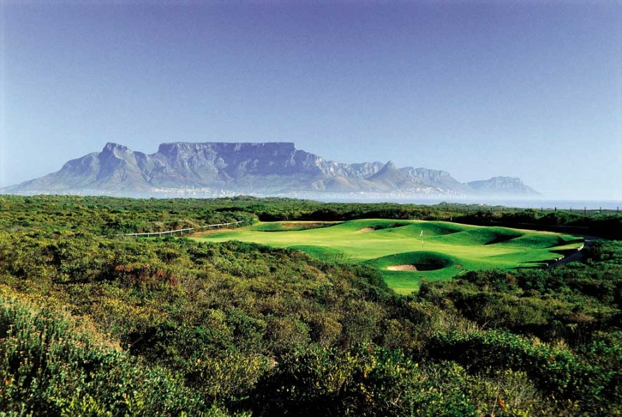 Atlantic Beach Golf Club Melkbosstrand South Africa Albrecht Golf Guide