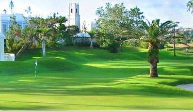Belmont Hills Golf Club Warwick Parish Bermudas