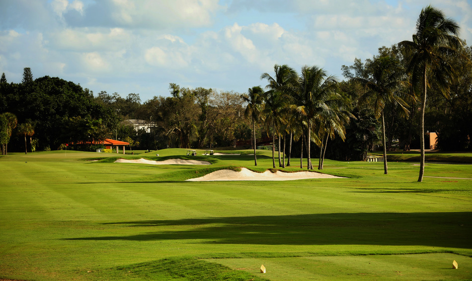 Biltmore Golf Course Coral Gables Fl Albrecht Golf Guide