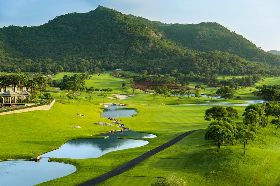 black mountain golf: