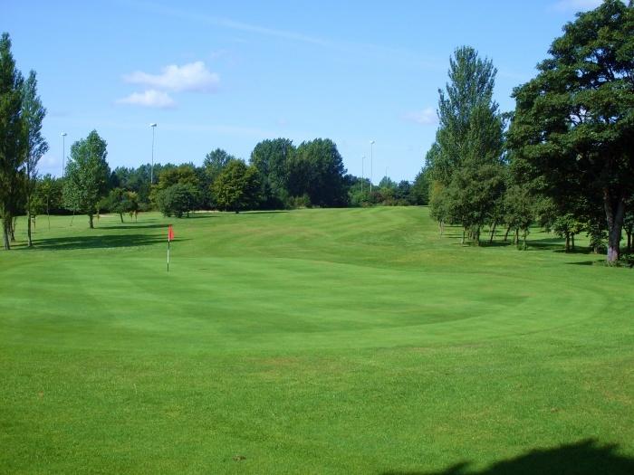 Bowring Golf Club Huyton United Kingdom Albrecht Golf