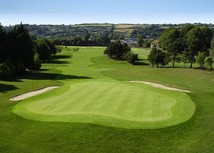 Brackenwood Municipal Golf Club Wirral United Kingdom