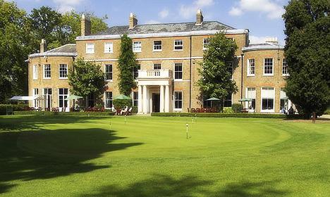 Buckinghamshire Golf Club, Denham, Großbritannien