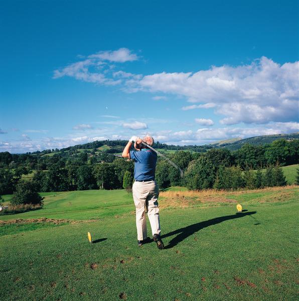 Builth Wells Golf Club, Builth Wells, United Kingdom - Albrecht ...