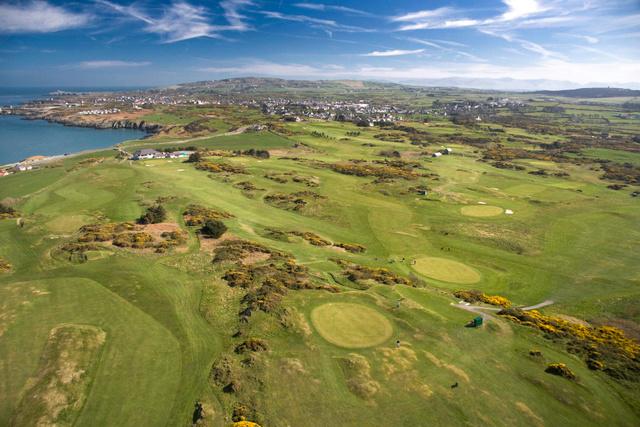 bull bay golf club amlwch united kingdom albrecht golf