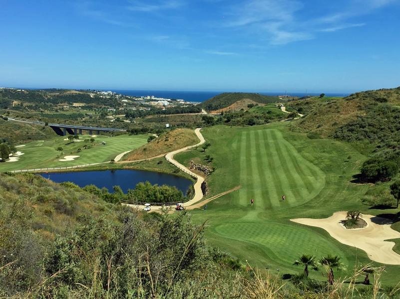 Calanova Golf Club Cala De Mijas Spain Albrecht Golf Guide