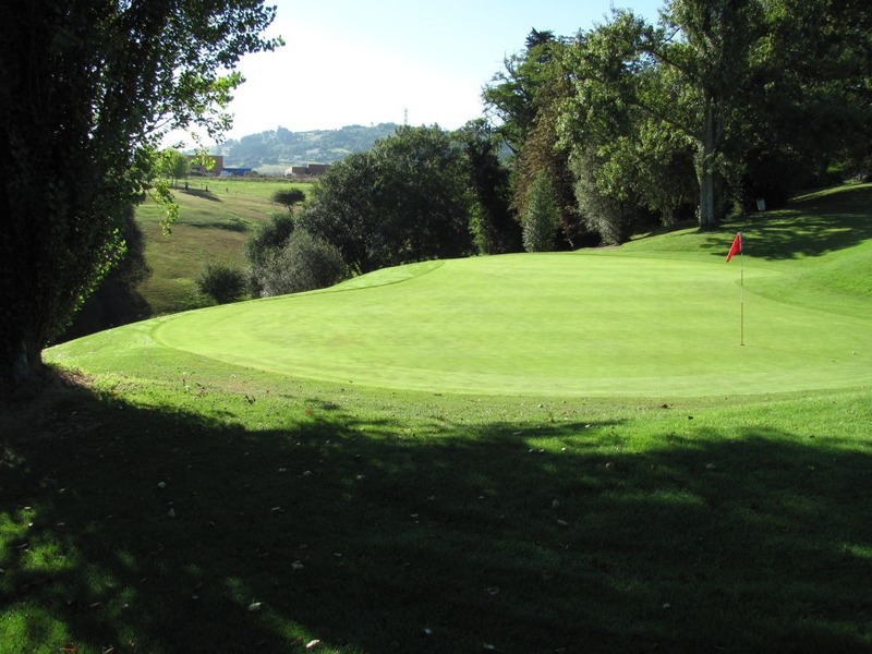 Golf La Prairie >> Campo Municipal de Golf La Llorea, Gijón, Spain - Albrecht Golf Guide