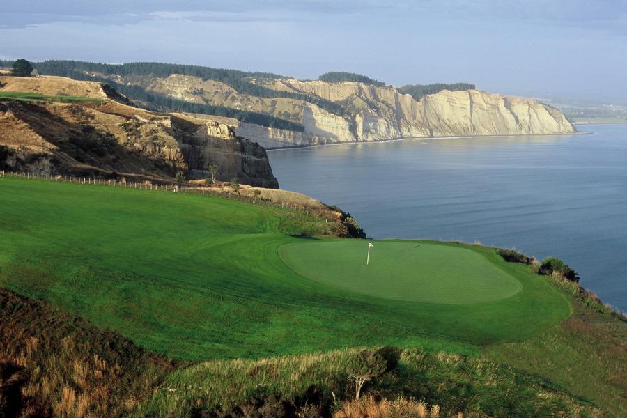 cape kidnappers golf course hawke 39 s bay neuseeland albrecht golf f hrer. Black Bedroom Furniture Sets. Home Design Ideas