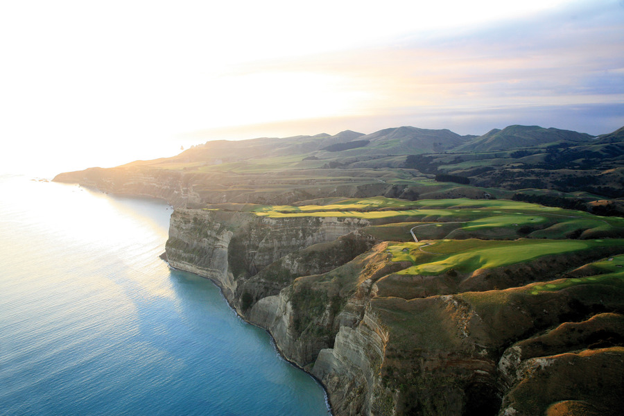 cape kidnappers golf course hawke 39 s bay neuseeland albrecht golf f hrer. Black Bedroom Furniture Sets. Home Design Ideas