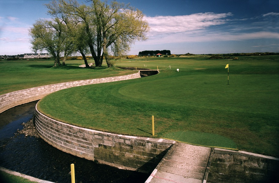 Carnoustie Golf Links  Carnoustie  United Kingdom