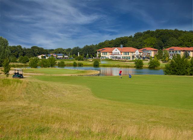 Castanea Resort Adendorf, Adendorf - Albrecht Golf Führer
