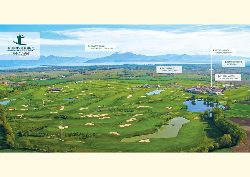 Cherv Ef Bf Bd Golf Hotel And Resort San Vigilio
