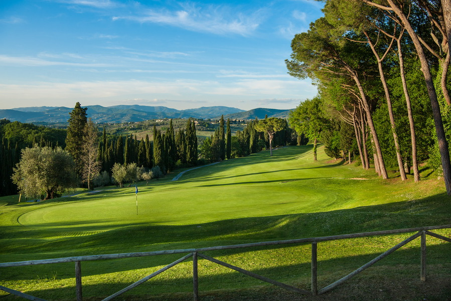 Circolo Del Golf Ugolino Firenze Impruneta Italy