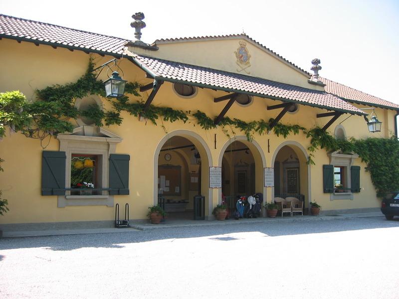 Circolo Golf Villa d\'Este, Montorfano, Italy - Albrecht Golf Guide