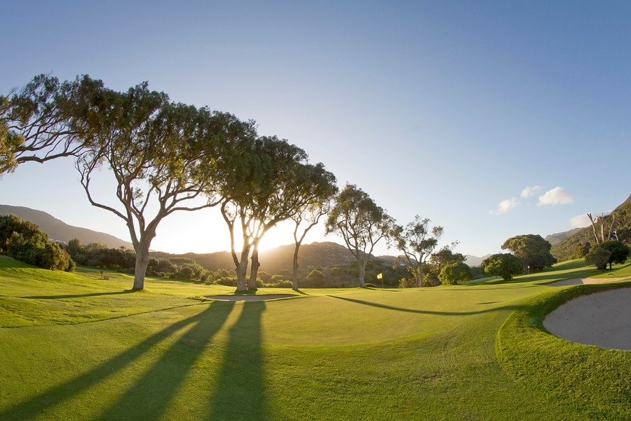 Clovelly Country Club Cape Town South Africa Albrecht