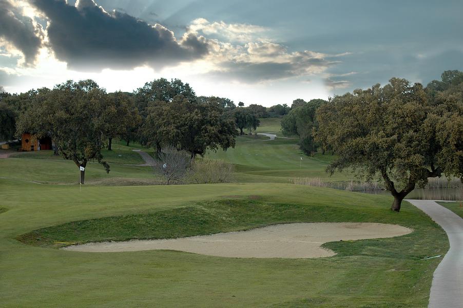 Club de Campo de Cordoba, Cordoba, España - Albrecht Golf Guía