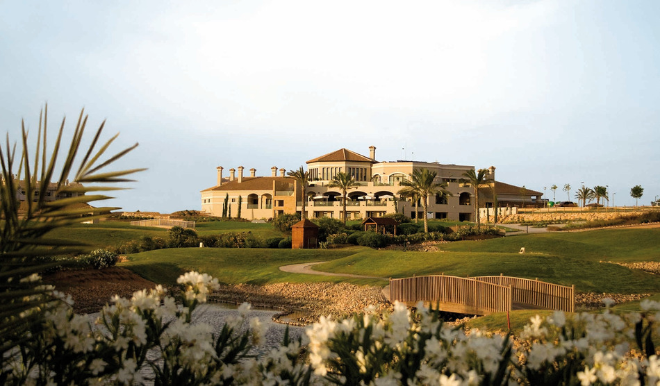 Club De Golf Hacienda Del Alamo  Fuente Alamo De Murcia