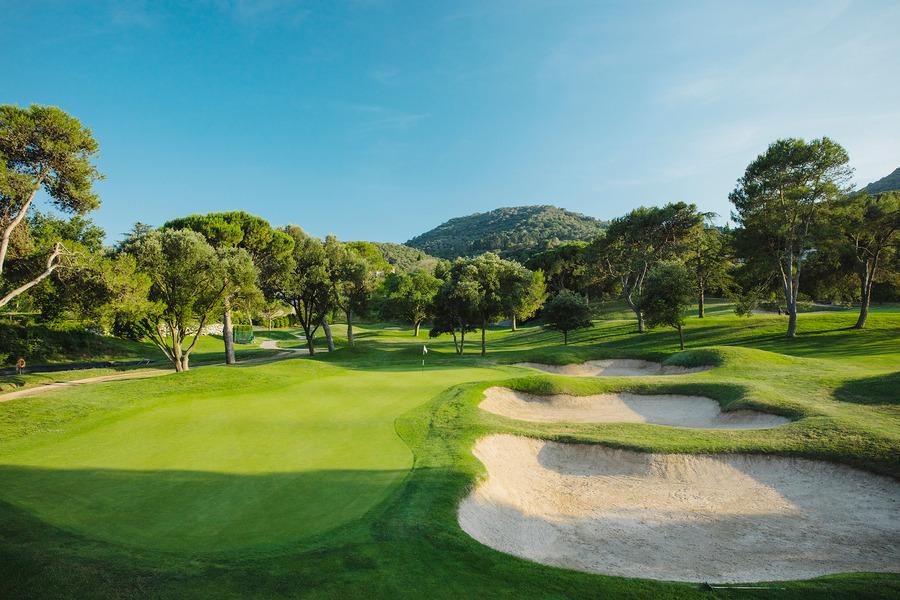 club de golf vallromanes vallromanes spanien albrecht. Black Bedroom Furniture Sets. Home Design Ideas