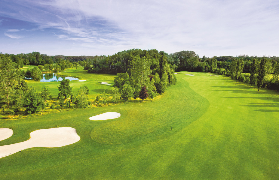 Himberg Austria  City pictures : Colony Club Gutenhof, Himberg, Austria Albrecht Golf Guide