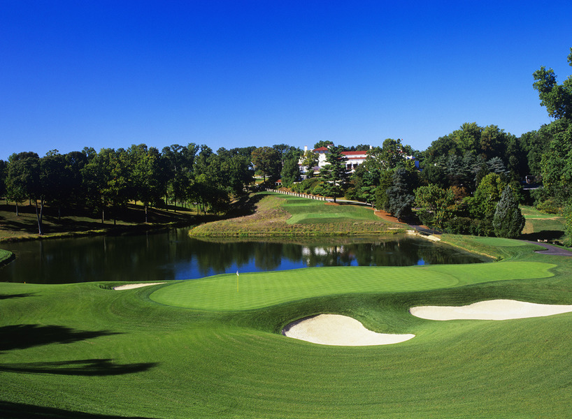 Congressional Country Club Bethesda Md Albrecht Golf Guide