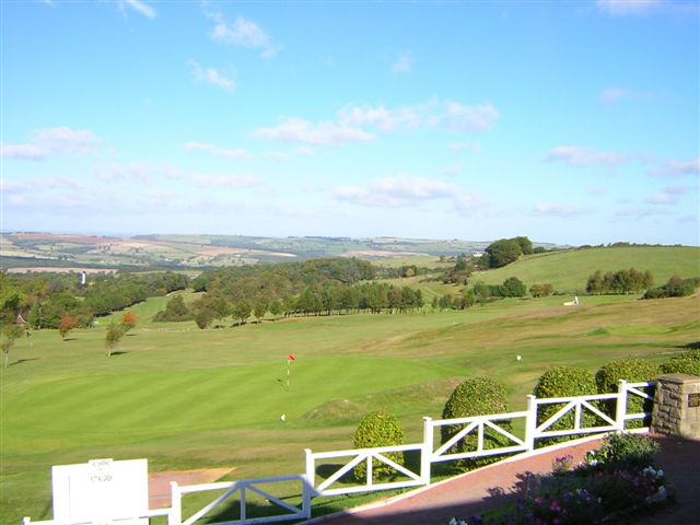 Consett &; district golf club